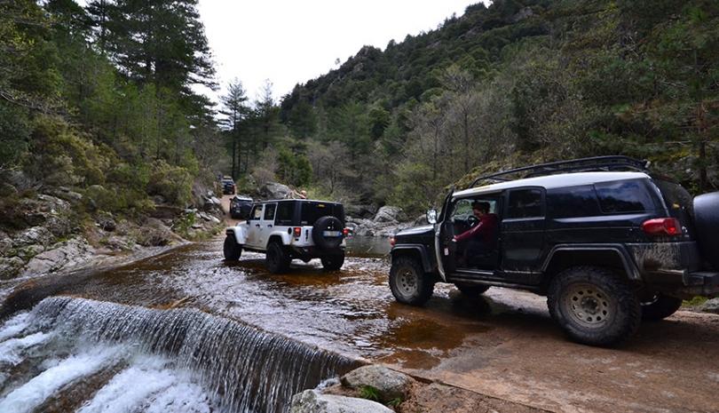 Escursioni In fuoristrada/jeep